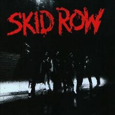 Skid Row by Skid Row (CD, Jan-1989, Atlantic (Label)) 18 AND LIFE SEBASTIAN BACH