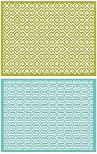 "Quickutz/Lifestyle Crafts EF0014  ""Sequence 2  Embossing Folders 4.25""x 5.5"" NEW"