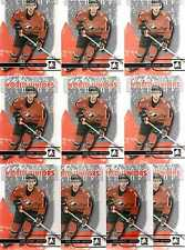 KARL ALZNER 07/08 ITG RC Pre-Rookie RC Lot of (10) Capitals Team Canada