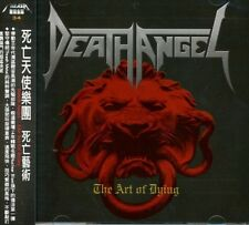 Death Angel: The Art of Dying (2004) CD OBI TAIWAN