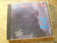 Pablo Moses - Live to Love  [CD Album] 1987
