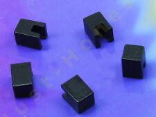 Stk. 5 x Schalterkappen Kappe / Switch cap   4mm x 4mm Schalter Taster  #A771