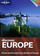 Discover Europe (AU and UK) (Lonely Planet Discover Guides)-Lisa Dunford