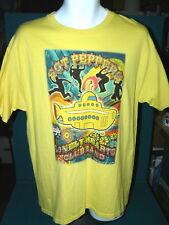 "THE BEATLES : Retro 1985 XONEX MOVIE ARCHIVE ""Sgt Peppers"" T-SHIRT @ Size M"