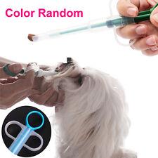 1pc Pet Dog Puppy Kitten Medicine Feeder Syringes Milk Water Bottle Feeding Tool