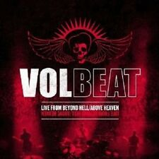 """VOLBEAT """"LIVE FROM BEYOND HELL/ABOVE HEAVEN"""" 3 LP VINYL"""