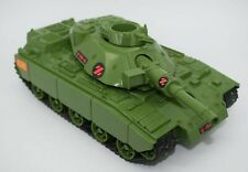 Vintage Action Force GI Joe Z Force Battle Tank 1982 Very good working condition