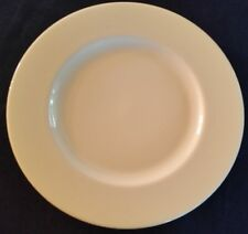 """Lenox Debut Collection GRACE 8 1/8"""" All White Salad/Dessert Plate"""