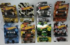 Hot Wheels Camouflage Full Set of 8 Wal-Mart Exclusive Cars