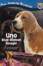 Uno: Blue-Ribbon Beagle (All Aboard Reading)