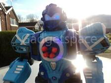 RADIO REMOTE CONTROL ROBOT ROBO DAD FIGHTING TALKING SHOOTER ROBOT FIRES BULLETS