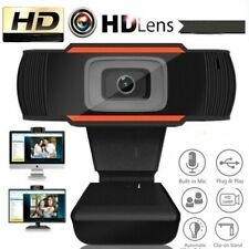 1080P Webcam Kamera FHD USB 2.0 3.0 Mit Mikrofon für PC Computer Laptop Windows
