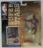 Mattel NBA Superstars Kobe Bryant 1998 action figure
