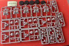 Games Workshop Warhammer 40k Space Marines Assault Marines 1990s Squad Army OOP