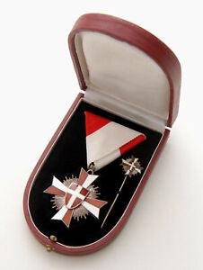 Silbernes Verdienstzeichen des Landes Wien,Österreich,Medaille,Orden,order,medal