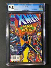 X-Men #52 CGC 9.8 (1996) - Mister Sinister appearance