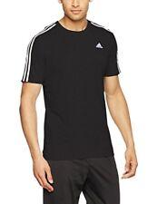 Adidas Essentials T-shirt Homme Noir FR M (taille Fabricant M)