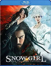 SNOW GIRL AND THE DARK CRYSTAL (Winston Chao) - BLU RAY - Region Free - Sealed