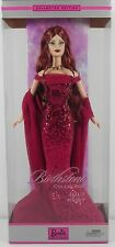 JULY - RUBY- BIRTHSTONE COLLECTION BARBIE- NRFB