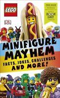 LEGO Minifigure Mayhem by Beth Davies, Helen Murray World Book Day 2019