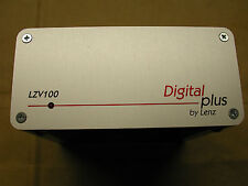 LENZ DCC LVZ100 COMMAND/POWER STATION VERSION 3.6R NEW