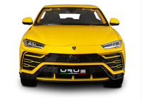 Bburago 1:18 Series Lamborghini URUS Yellow Diecast MODEL Racing SUV Car IN BOX