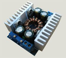 Auto Boost/Buck Converter CC CV 5-30V To 1-30V 8A 12V/24V Voltage Regulator 100W
