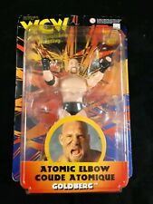 WCW 1998 Goldberg Atomic Elbow Action Figure Wwe WWF Ecw-Brand New!!
