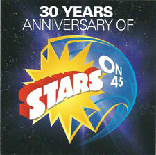 STARS ON 45 - 30 Years anniversary of / 7TR CD 2011 / Red Bullet label