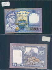 NEPAL 1 RUPEES 1974 UNC (rif. 170)