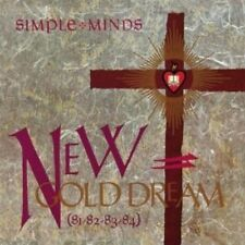 New Gold Dream (81/82/83/84) - Simple Minds (2016, CD NEUF)