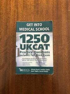 1250 UCAT Practice Questions and Mock Exam