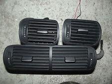 AUDI A3 S3 8L Seat Leon Cupra R iluminado Calentador de tablero ventilaciones de aire-Conjunto Completo