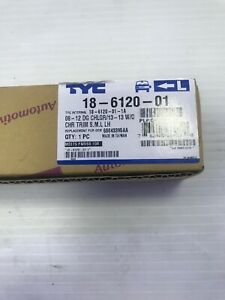 TYC 18-6120-01-9 fits for Dodge Challenger Left Replacement Side Marker Light