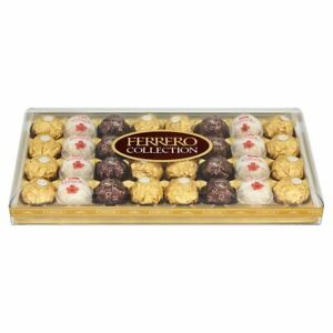 Ferrero Collection Chocolate, Assorted Dark, Milk, Chocolate & Coconut - 32pcs