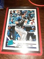 2019 Donruss #39 Jake Bauers Tampa  Bay Rays Rated Rookie