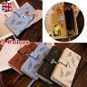Women Ladies Bifold Wallet PU Leather Clutch Card Holder Purse Lady Long Handbag