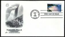 C133 48c Niagara Falls Airmail FDC Artcraft cachet May 12,1999
