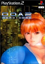 PS2 Dead or Alive 2 Hard Core PlayStation 2 Japan