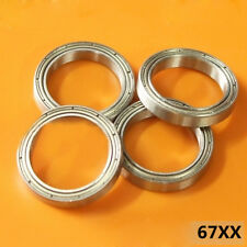 Deep Groove Ball Ultra Thin Bearings 6700 6701 6702 6703 6704 6705 6706 Steel