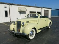 1939 Packard Six Convertible! Sale or Trade