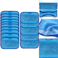 15Pcs Mopping Cloth Wet Washable Pads For iRobot Braava 380t 320 Mint 4200 4205