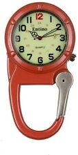 clip on carabiner fob watch paramedic chef F128