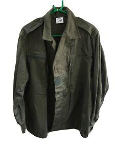 Dutch Army M1953 SEYNTEX Field Jacket - Olive Green. chest 40 inches