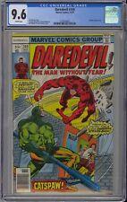 Daredevil #149 CGC 9.6 NM+ Wp Vs. Smasher Marvel Comics 1977 Matt Murdoch RARE