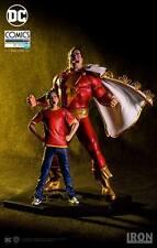 Iron Studios DC Comics Shazam 1/10th Scale Art Statue - Captain Marvel