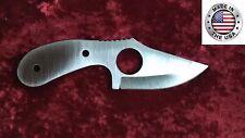 1075 High Carbon Steel Knife Blade Handmade Skinner / Hunting / Deer / Bush 61