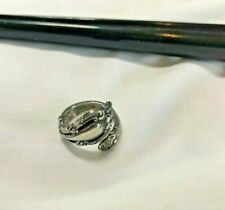 Lunt Eloquence Handle AS *Great For Ring!! Sterling Silver Flatware