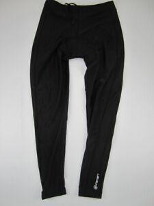 Mens Large Canari padded cycling tights pants