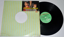 """Philippines HUMAN LEAGUE Human 12"""" EP Record"""